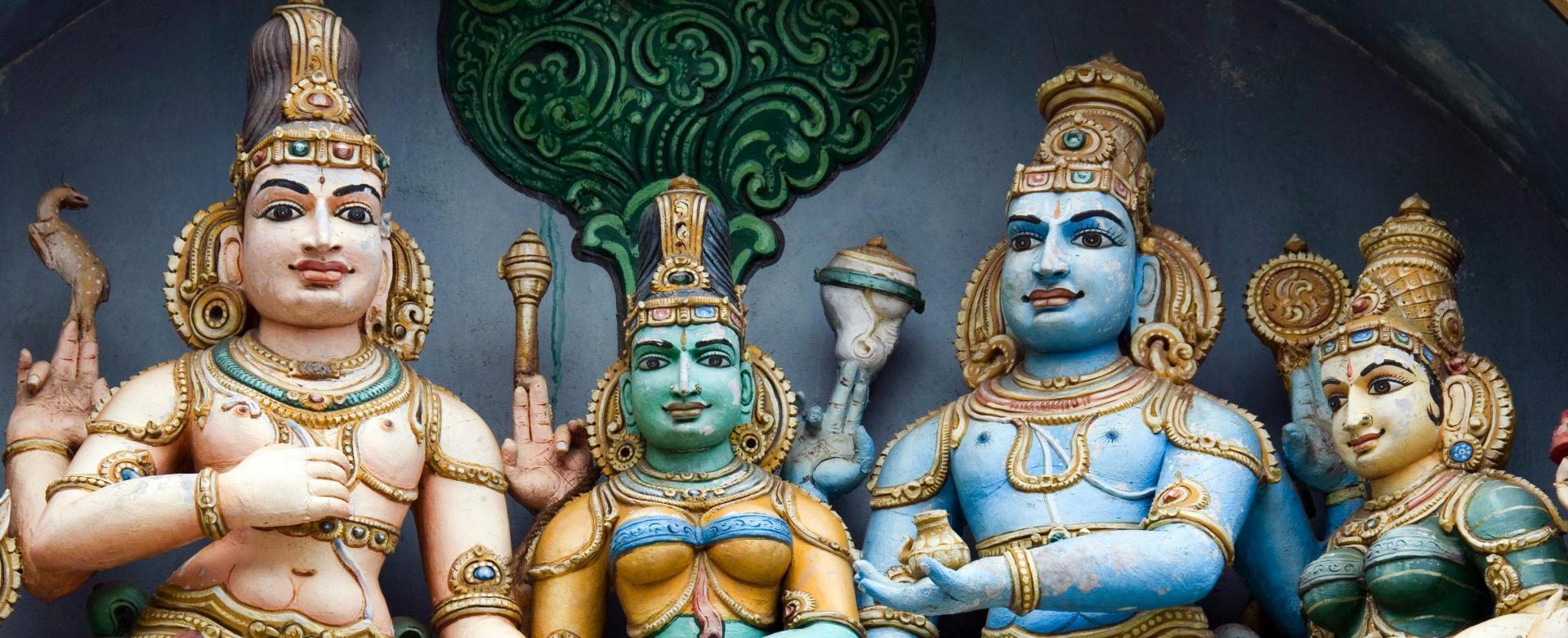 Voyage à pied : Inde : Comptoirs de cochin et pondichéry