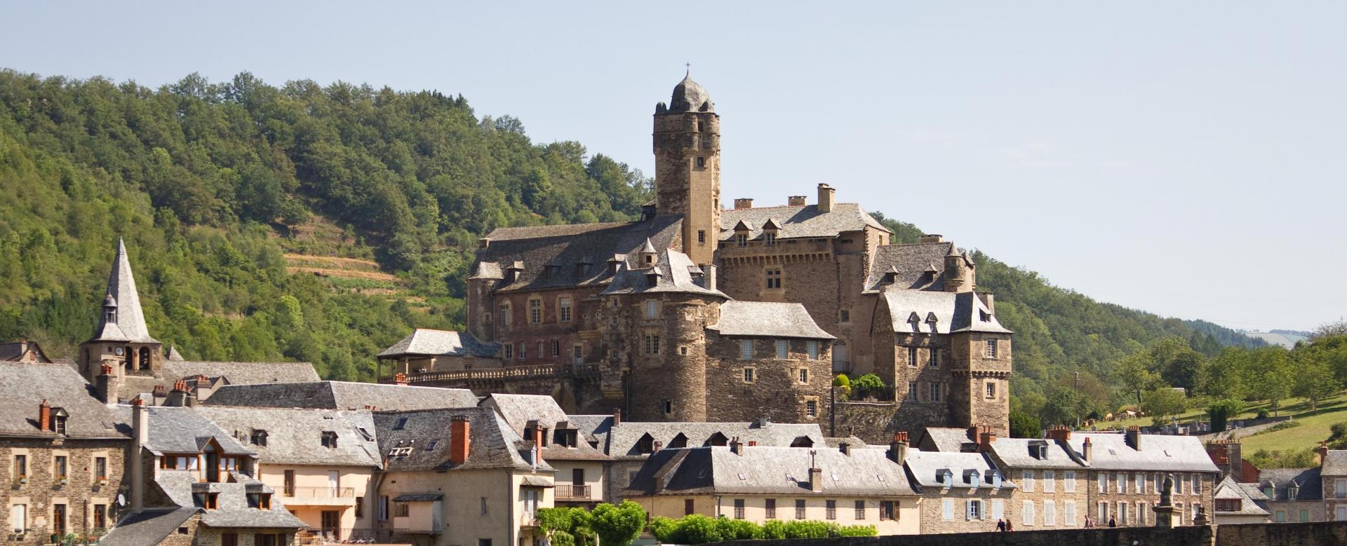 Voyage à pied France : Promenade littéraire en aubrac
