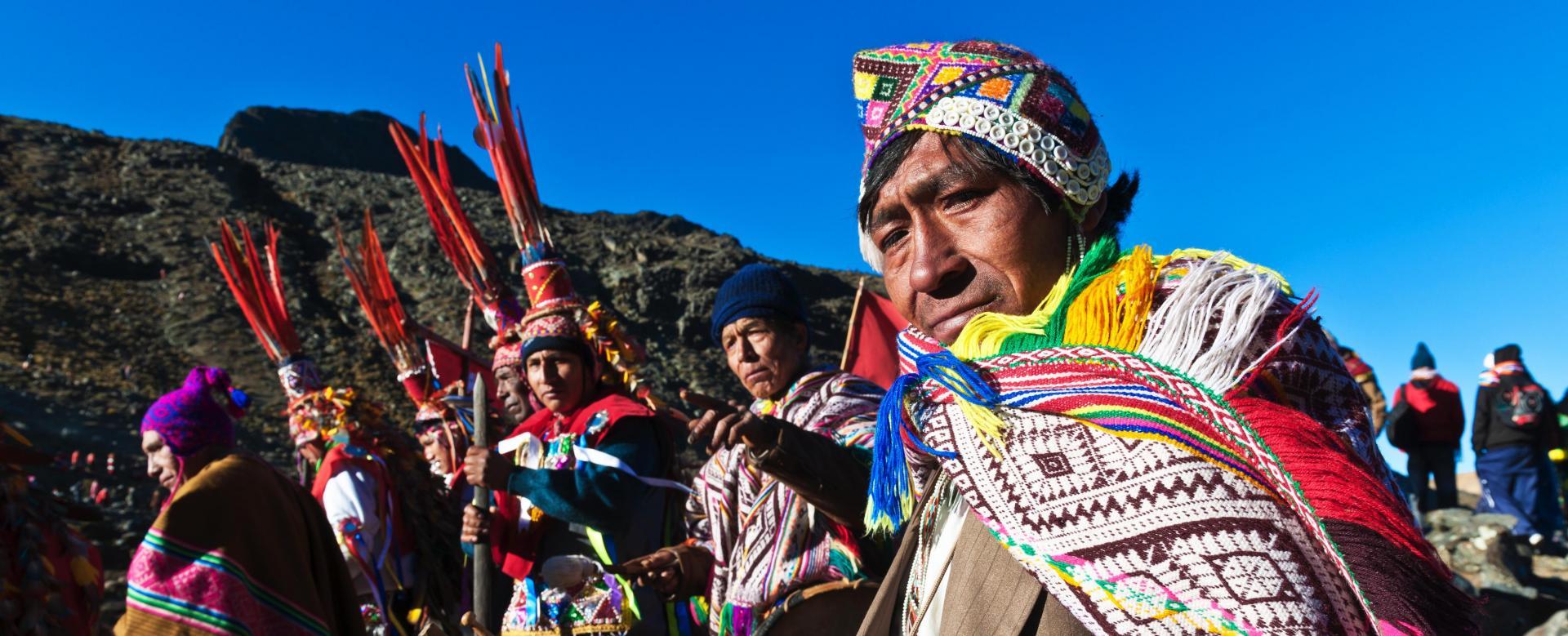 Voyage à pied : Qoyllur riti, le pèlerinage des glaciers