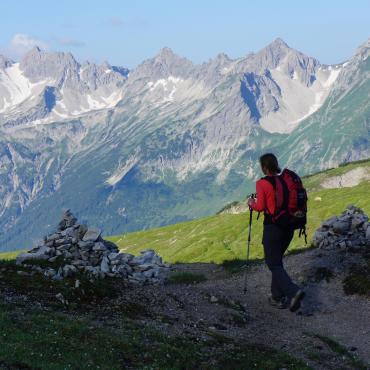 Tyrol, au coeur de l'OEtztal