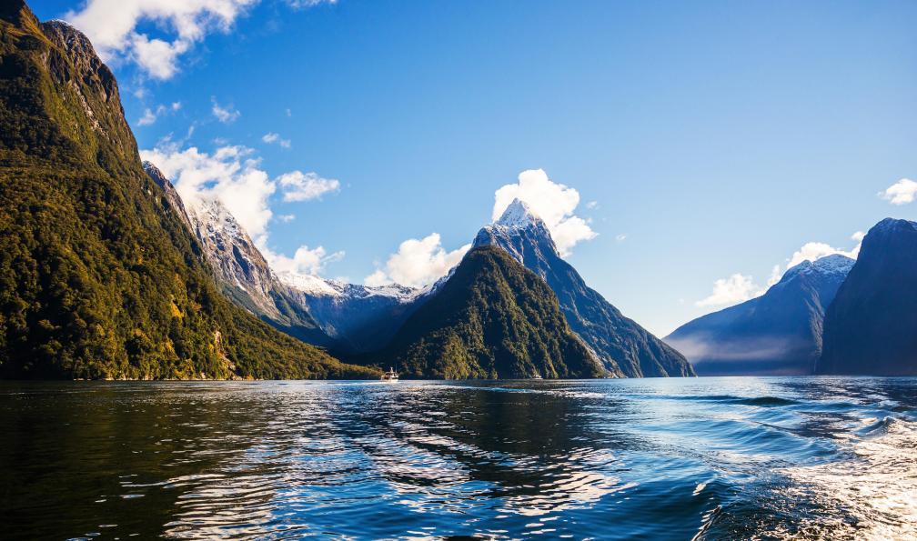 Image Grand tour de la nouvelle-zélande