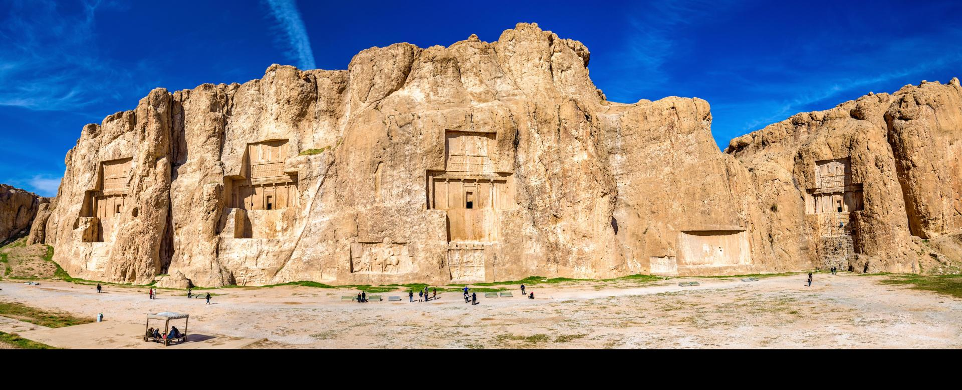 Voyage sur l'eau : Des sables aux jardins persans