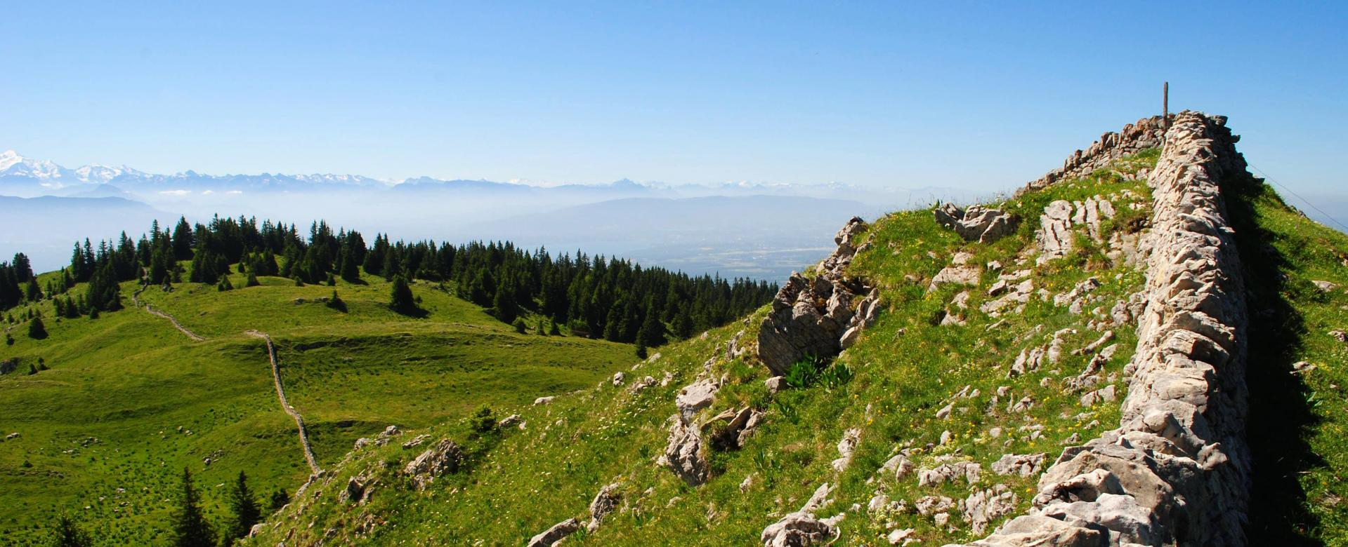 Voyage à pied : Jura, montagne de traditions