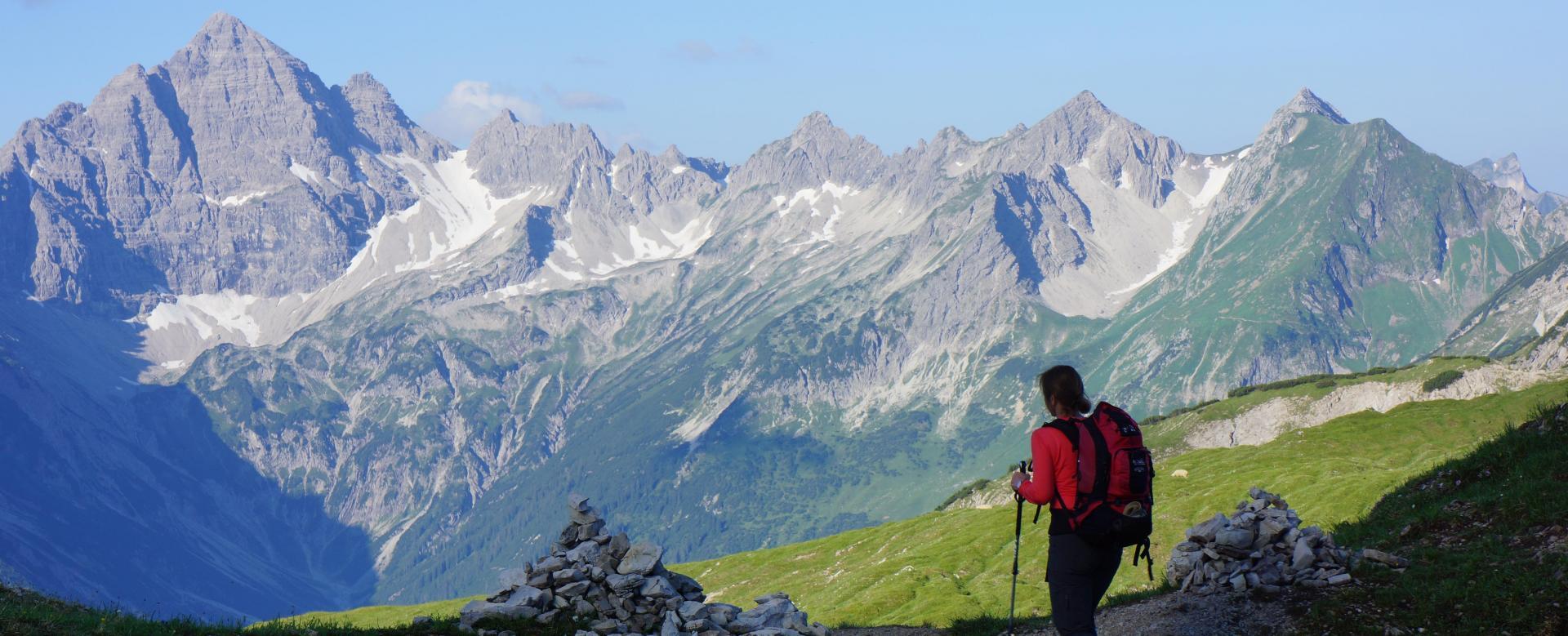 Trekking Autriche : Tyrol, au coeur de l'oetztal