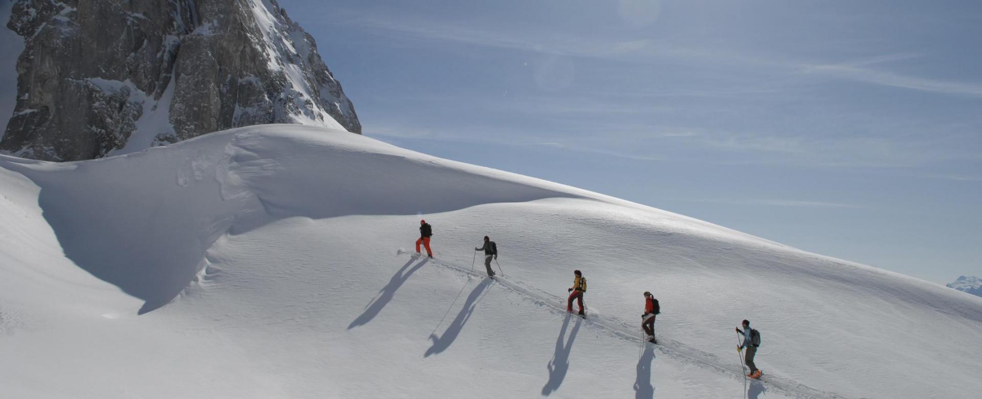 Voyage à pied : Tyrol : haute route de l\'oetztal