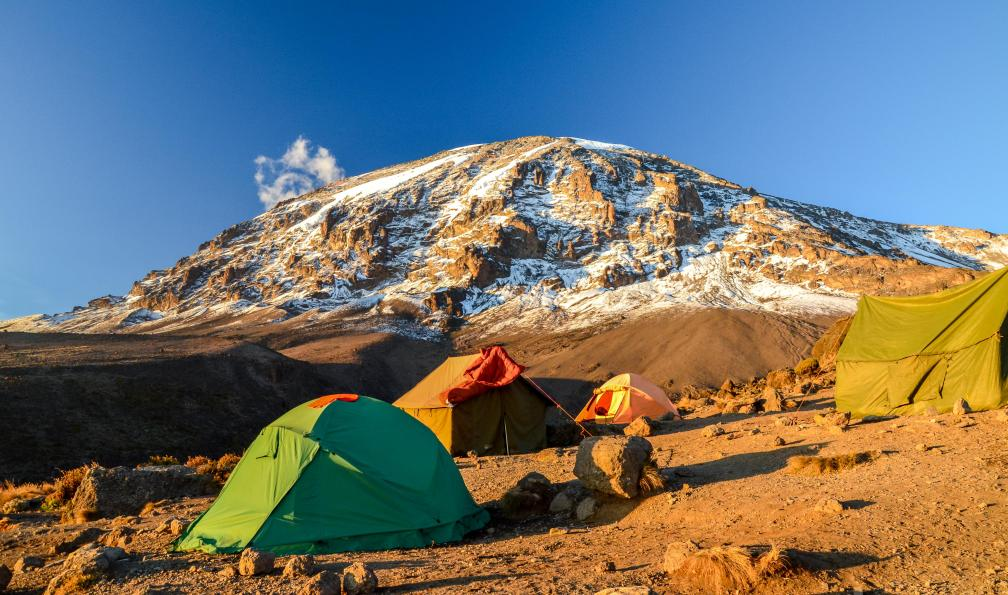 Image Kilimandjaro : voie machame et big five