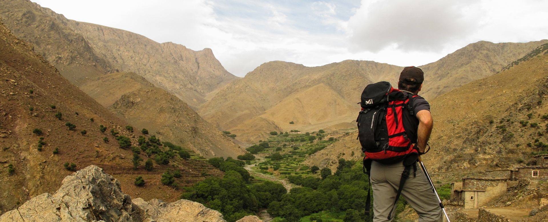 Voyage à pied : Maroc : La haute route du toubkal