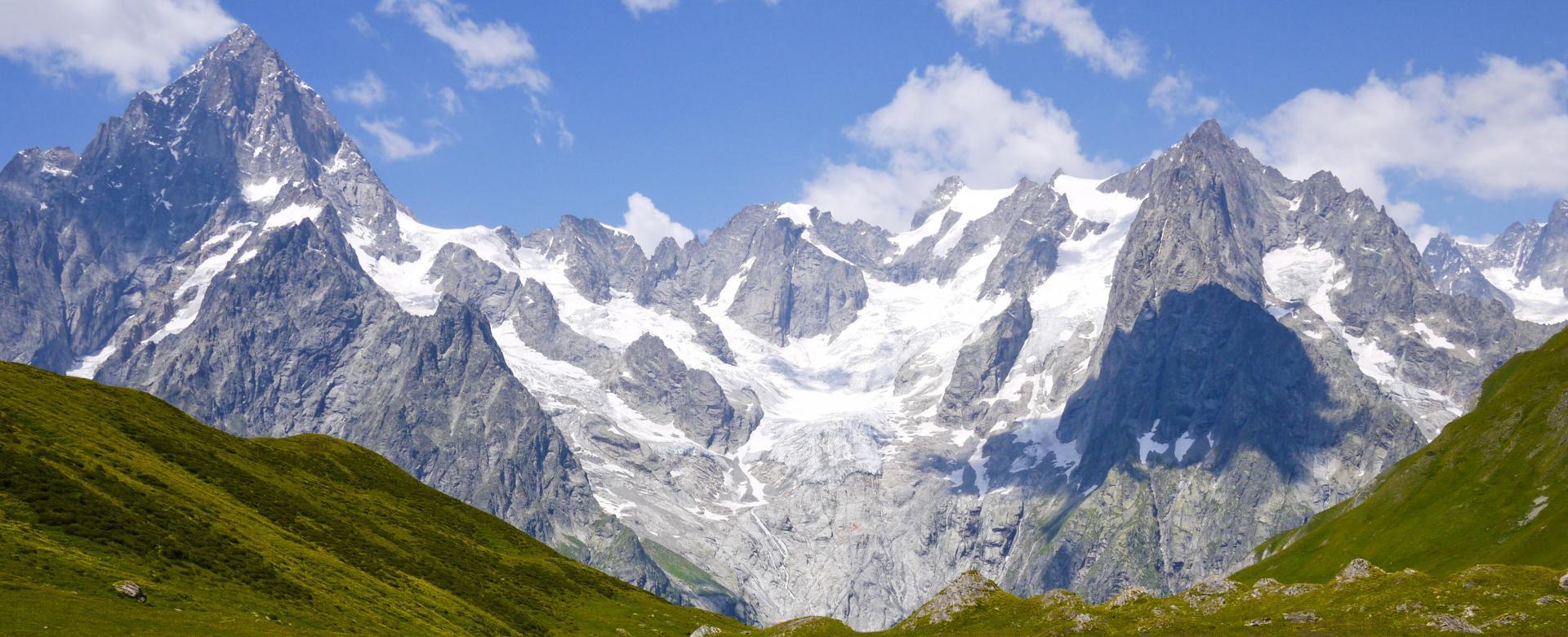 Voyage à pied : Le trail du mont-blanc en 4 jours