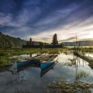 Itinérance de Java à Bali