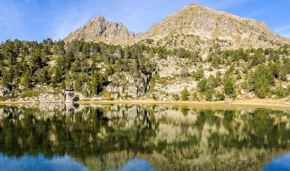 Image Rando-balnéo en andorre