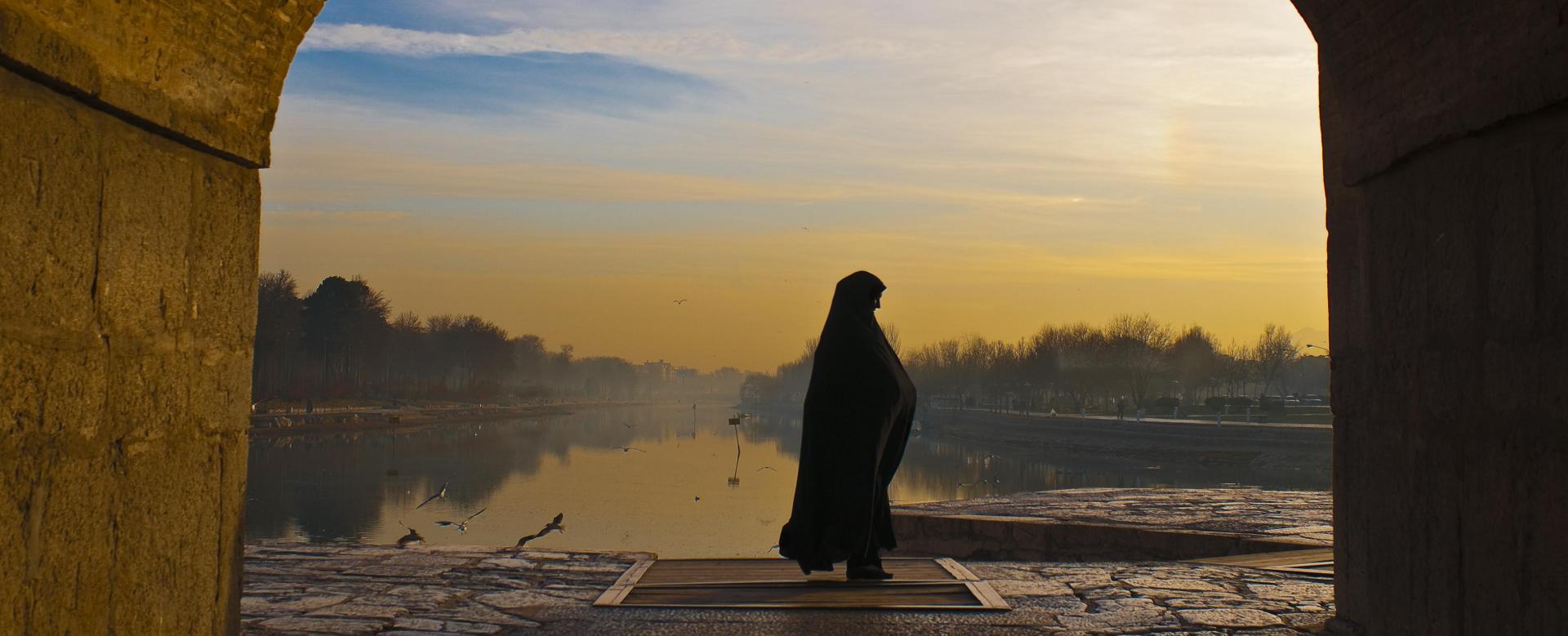 Voyage à pied : La perse millénaire