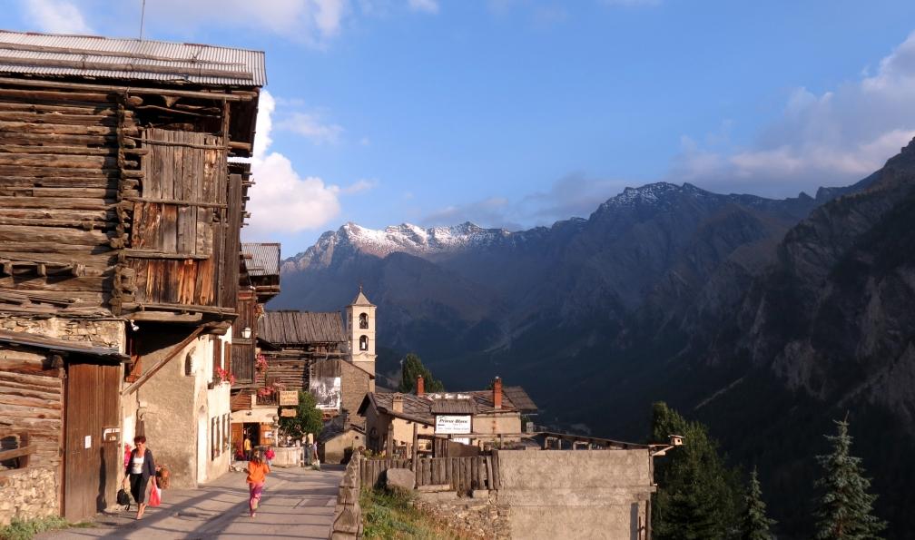 Image Le tour du queyras par les plus beaux hameaux