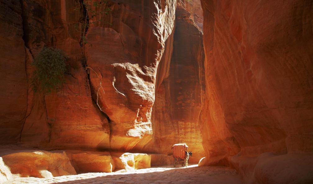 Image Les pierres d'arabie