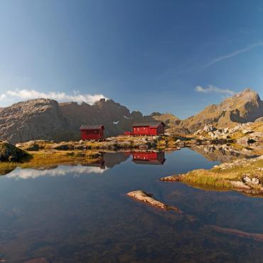 La traversée des îles Lofoten