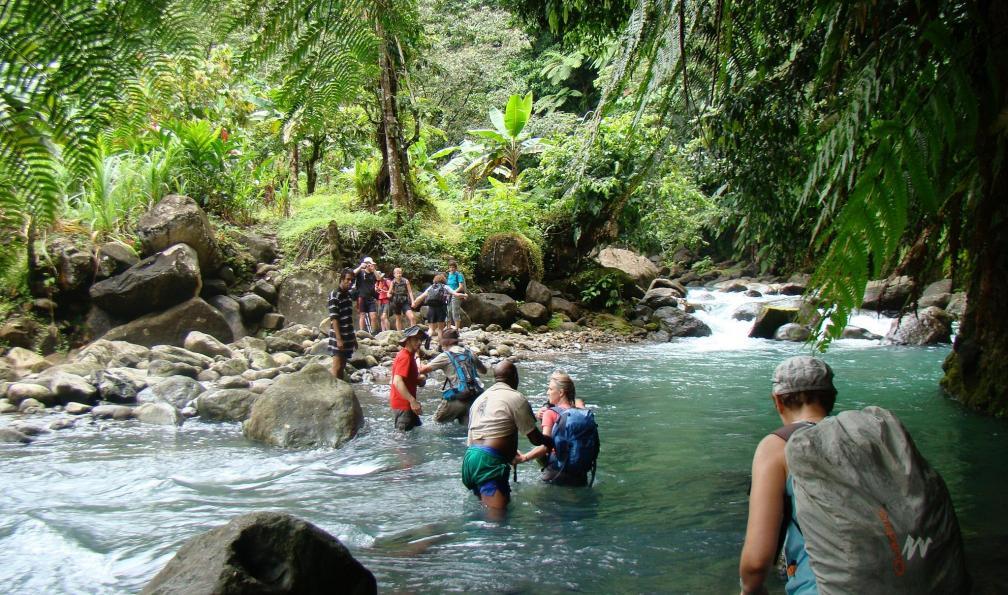 Image Le trek légendaire waitukubuli