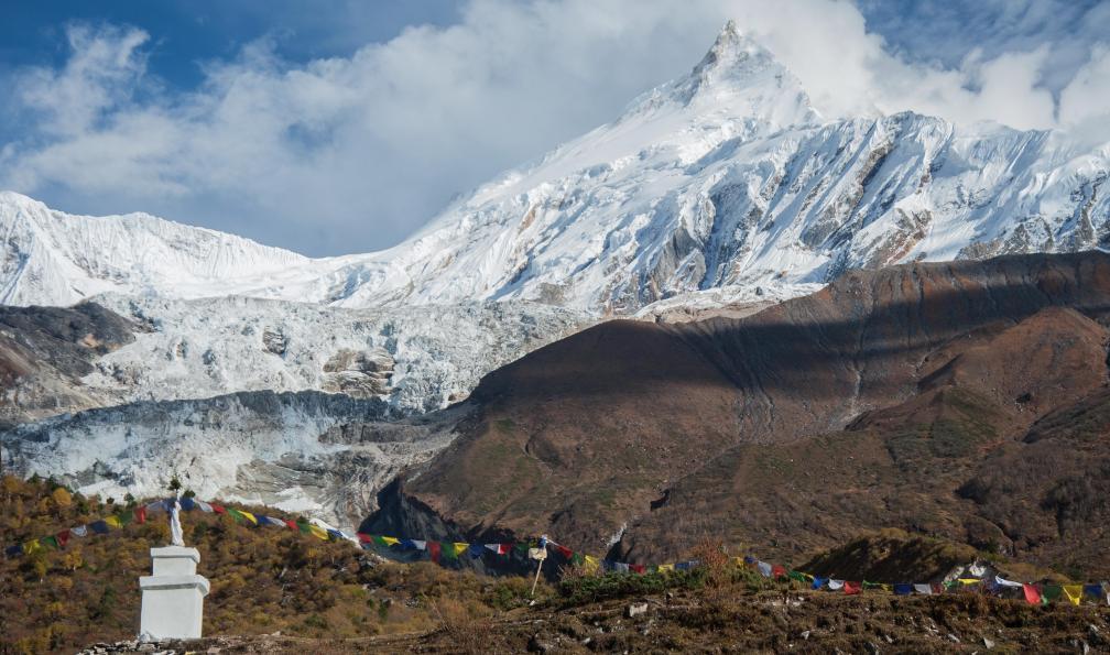Image Le tour du manaslu