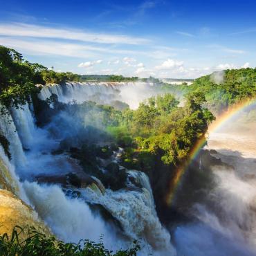 Terre de Feu, Patagonie et Iguazú