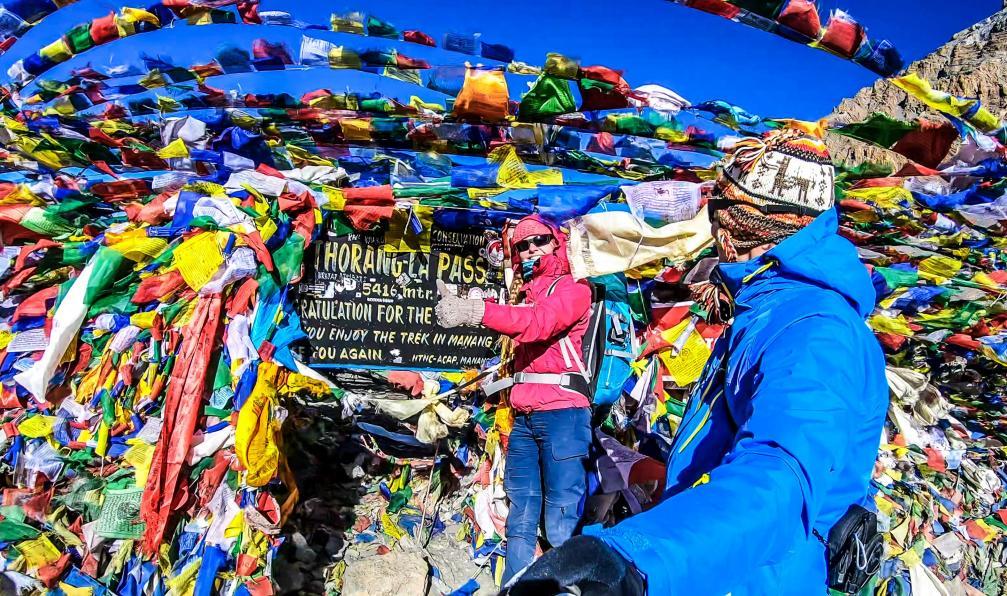 Image Annapurnas, la boucle du tilicho