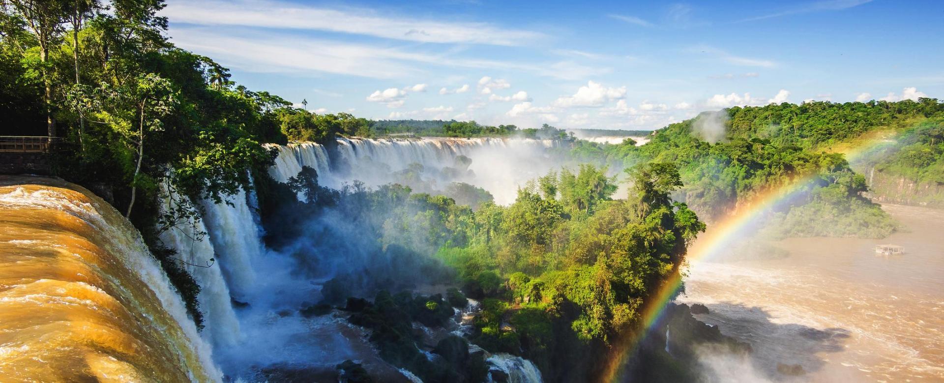 Voyage sur l'eau : Argentine : Terre de feu, patagonie et iguazú
