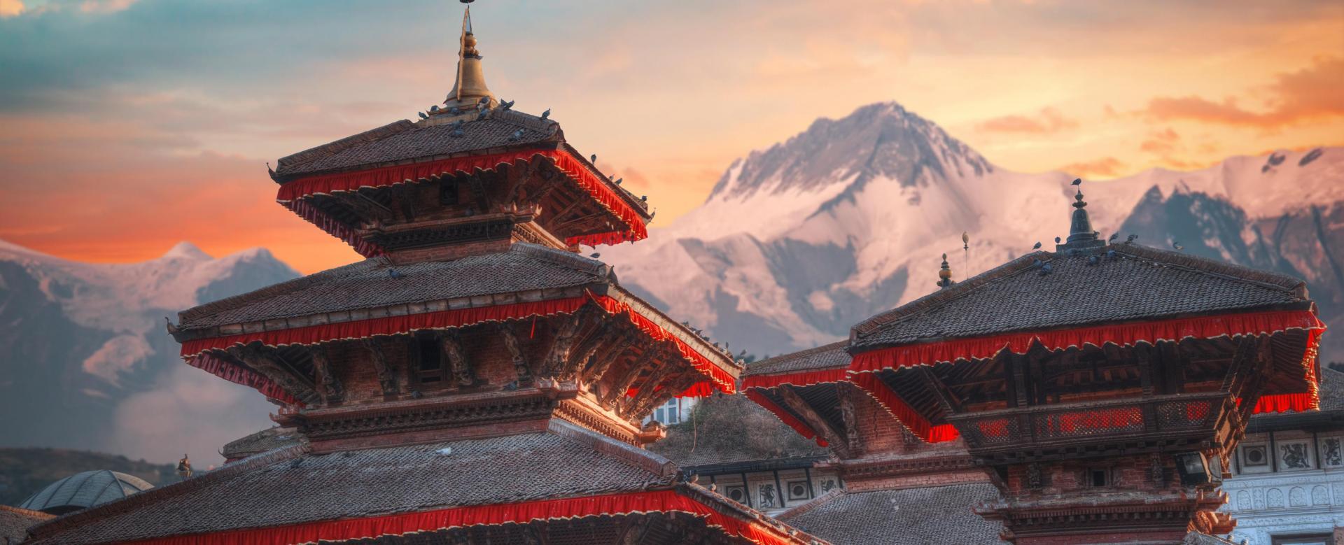 Voyage à pied : Balcon des annapurnas et vallée de kathmandou