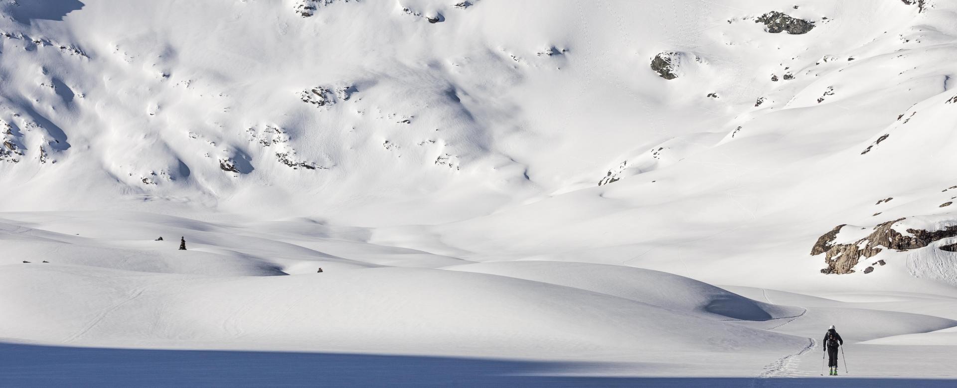 Voyage à pied : Les 3000 de la vanoise