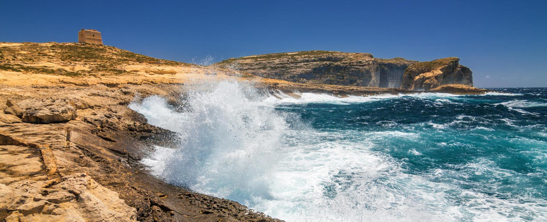 Voyage sur l'eau : Malte et gozo, haltes en méditerranée