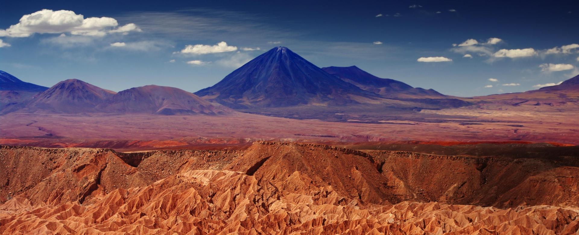 Voyage à pied : Patagonie, atacama et sud-lípez