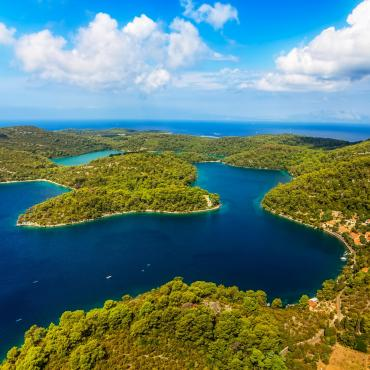 Dubrovnik, Korcula et Mljet