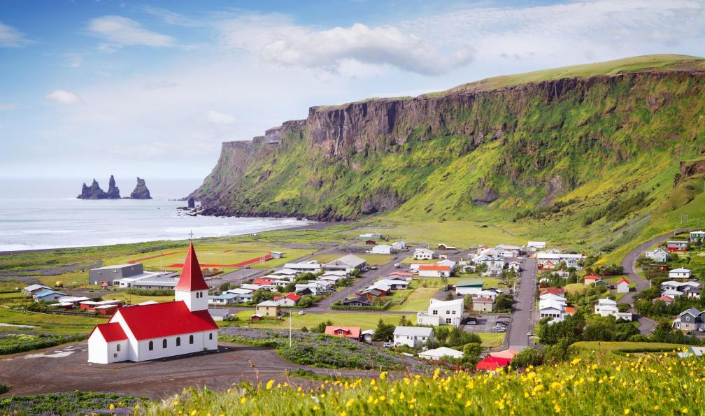 Image Trek des fjords et des glaciers