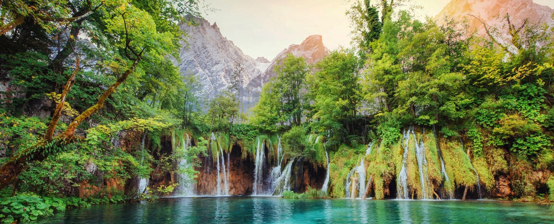 Voyage à pied : Authentiques parcs nationaux de croatie
