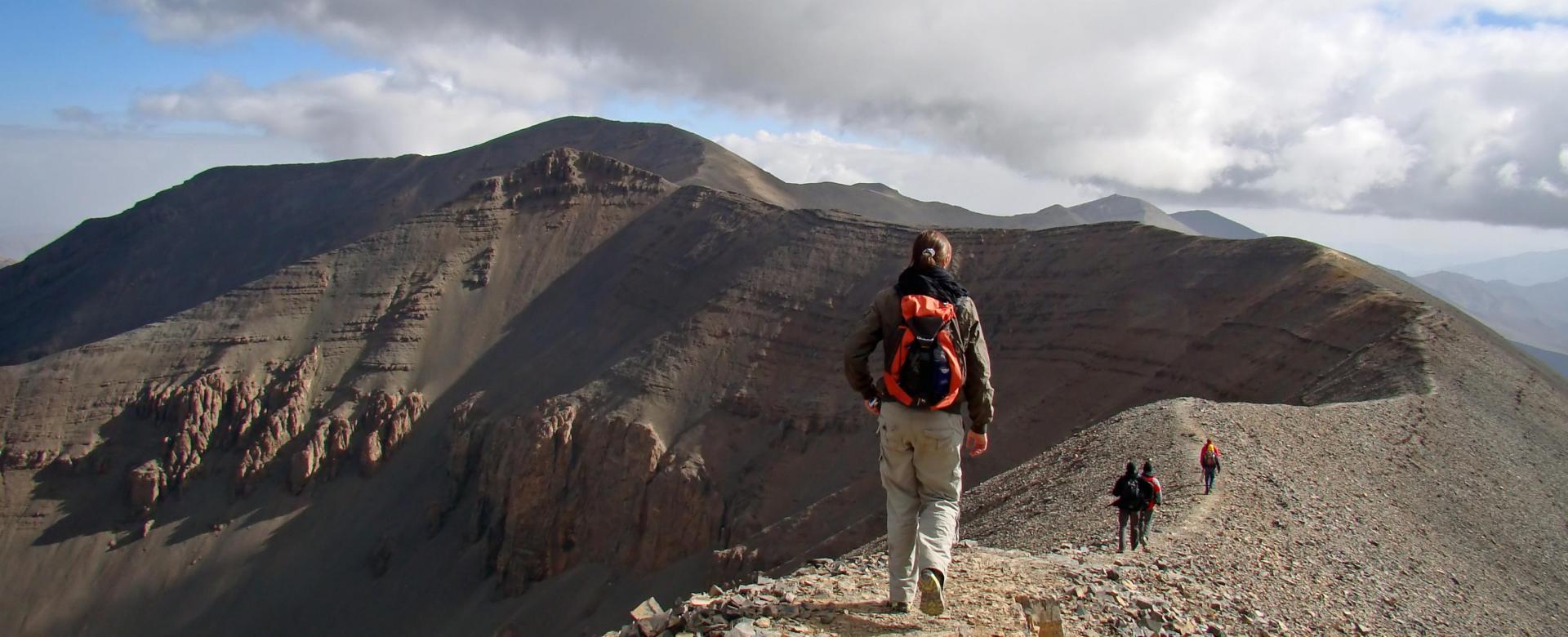 Voyage avec des animaux Maroc : Objectif m'goun