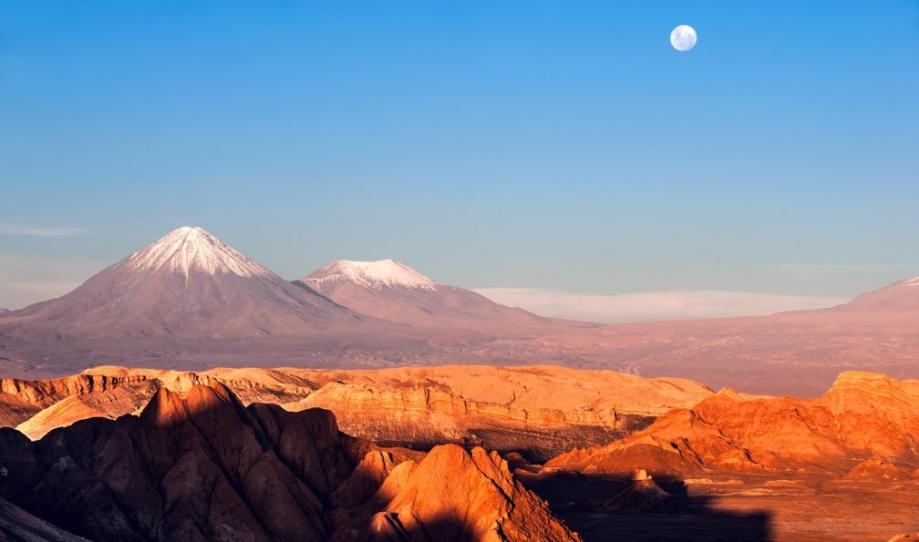 Image Ascension du volcan ojos del salado (6893 m)