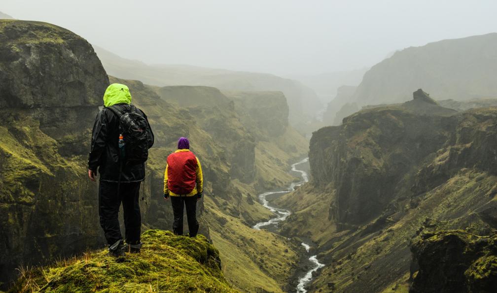 Image Le trek volcanique