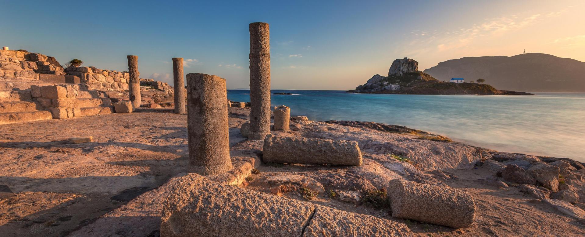 Voyage sur l'eau Grèce : Au pays de zeus