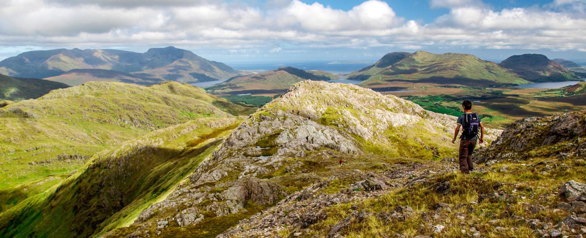 Voyage sur l'eau : La grande balade irlandaise