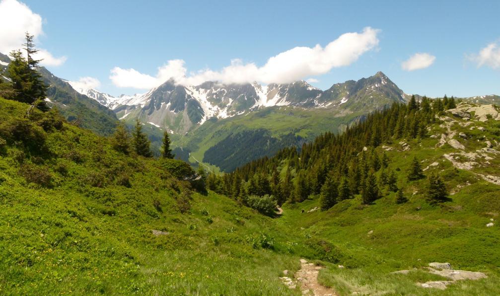 Image Le grand tour du mont-blanc en 9 jours
