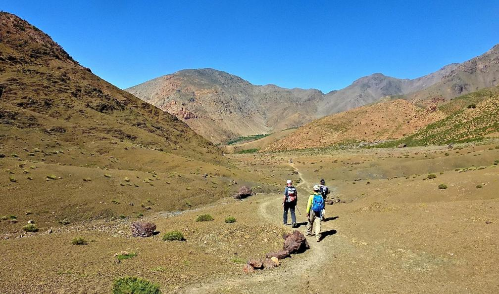 Image Villages et vallées du toubkal