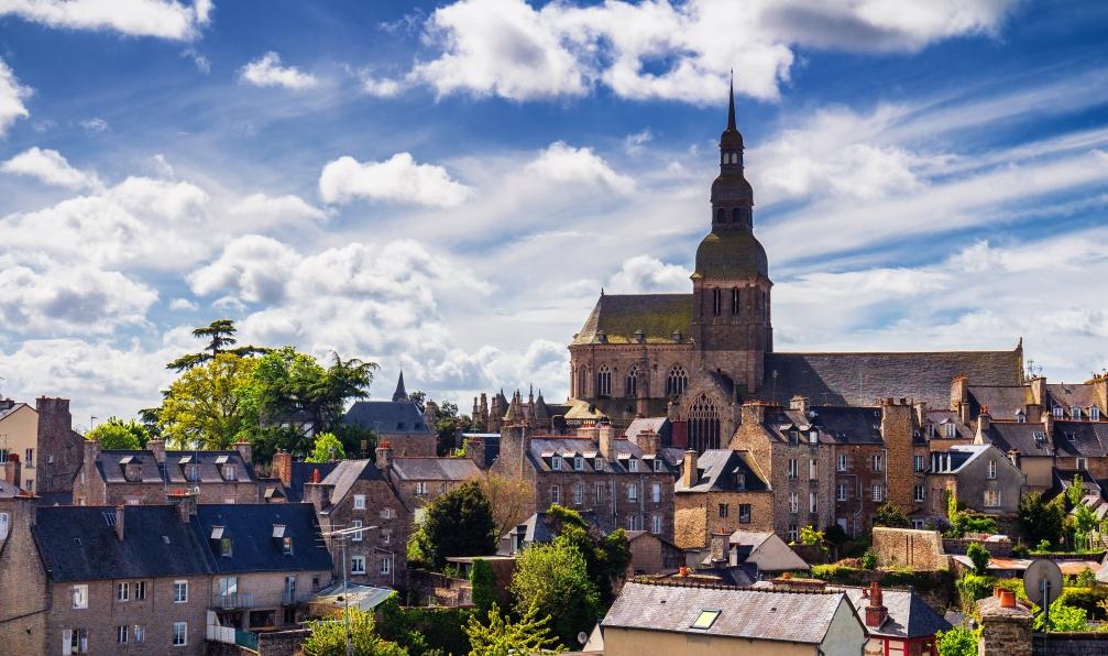 Image De saint-malo au mont-saint-michel à vélo
