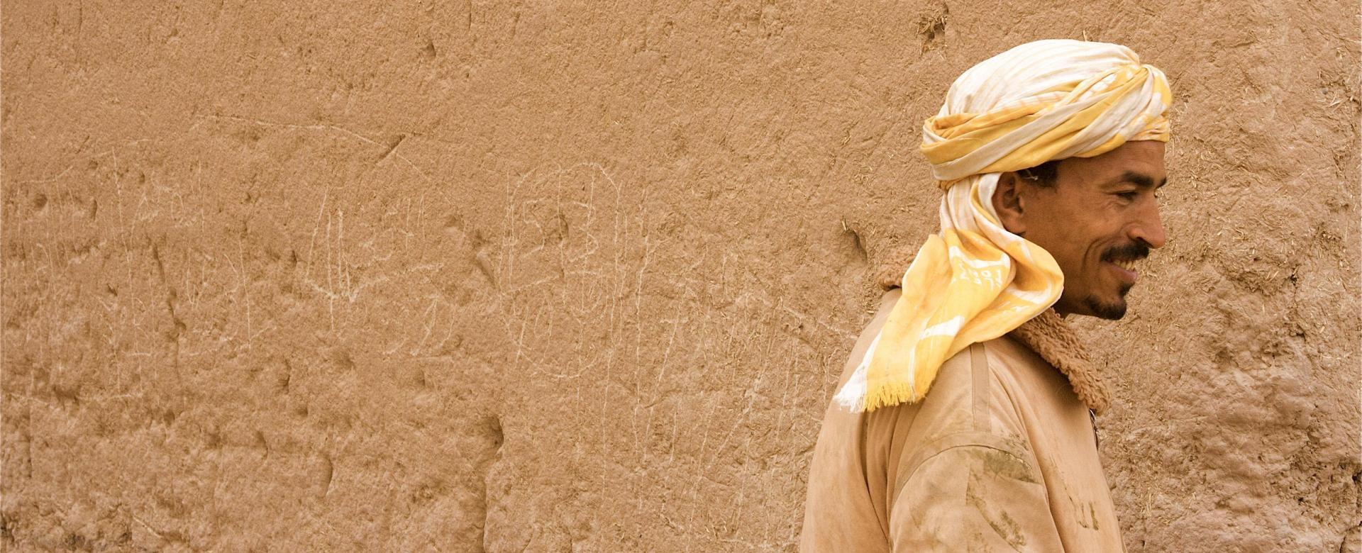 Voyage à pied : Maroc : A la rencontre des berbères
