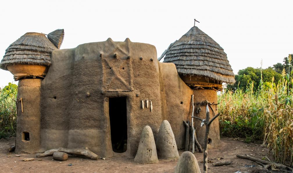 Image Les tatas-sombas de l'atakora