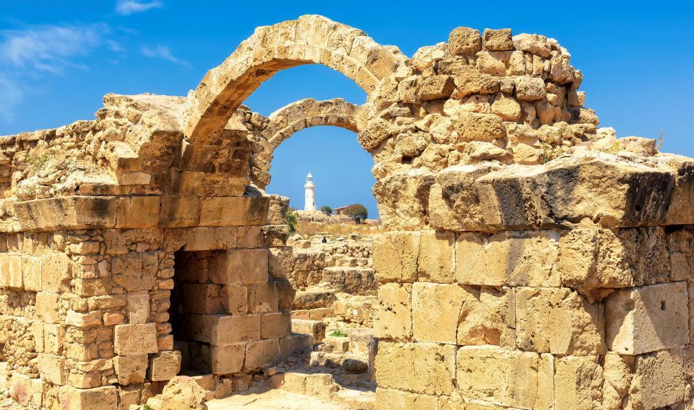 Image Chypre, la déesse