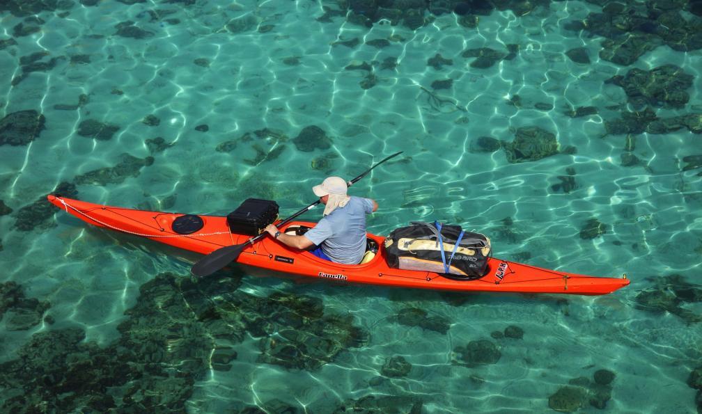 Image Trek et kayak au musandam