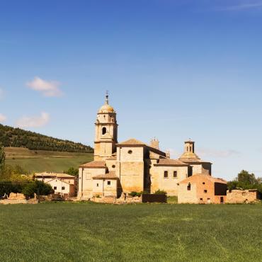 Compostelle: de Burgos à León