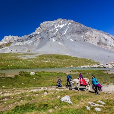 Hi-han au Mont-Blanc: deuxième étape