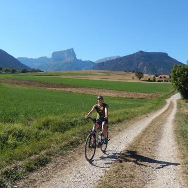 Vercors, Trièves et lac du Monteynard à vélo