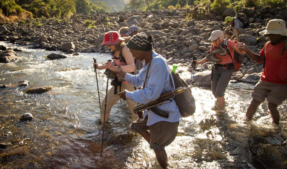 Image Grand trek du simien et lalibela