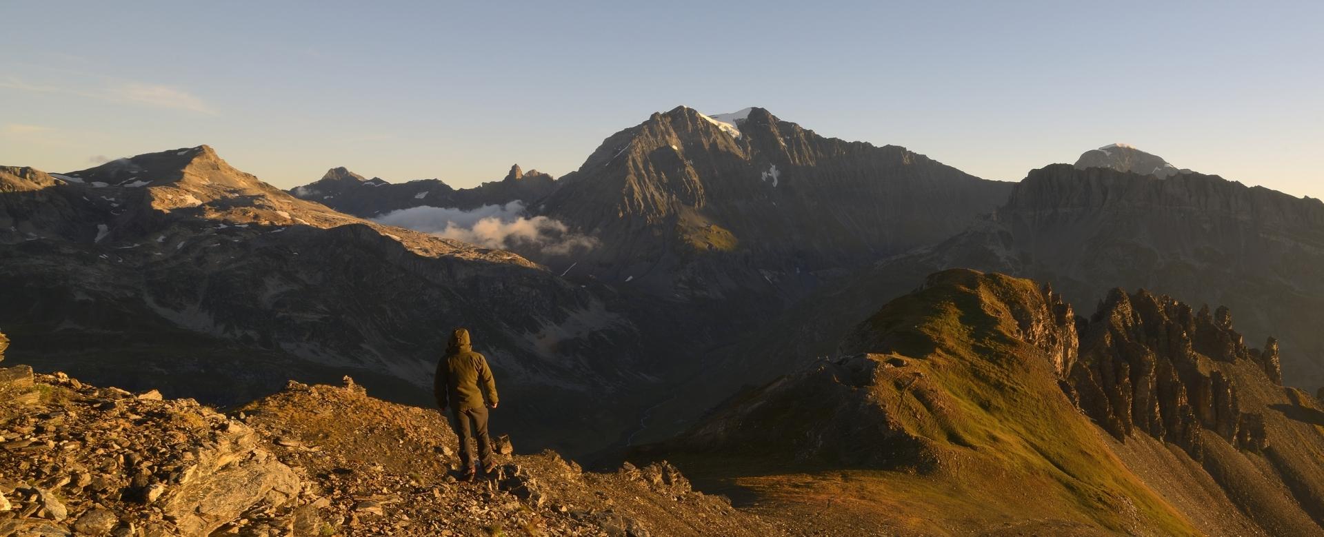 Voyage à pied : Vanoise, entre nature et patrimoine