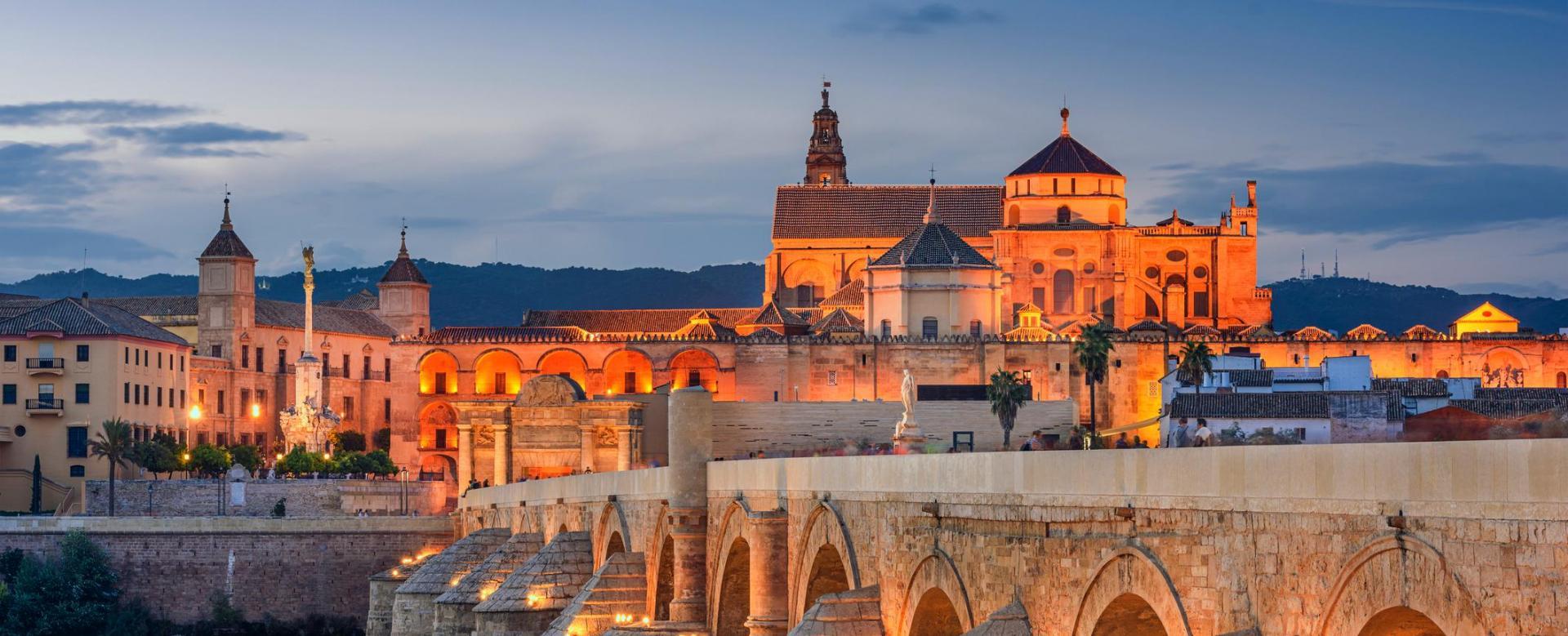 Voyage à pied Espagne : Andalousie : de cordoue à grenade