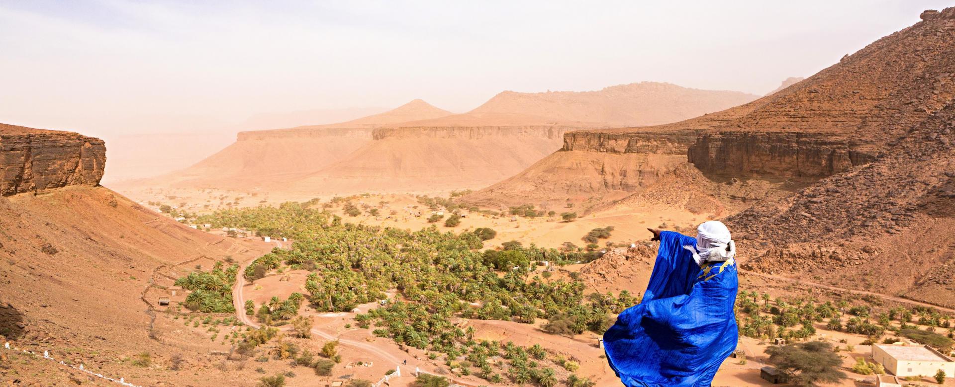 Voyage à pied : Mauritanie : Les oasis de l\'adrar