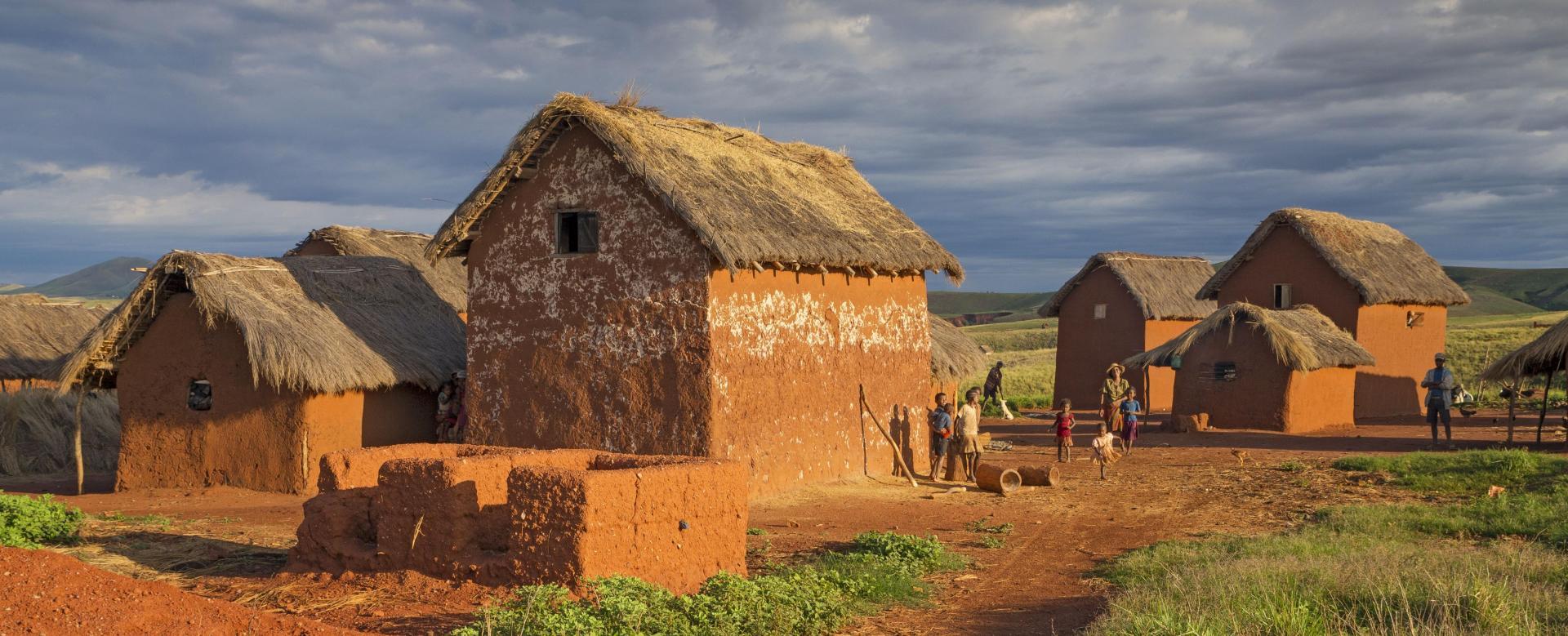 Voyage à pied Madagascar : L'île aux montagnes rouges